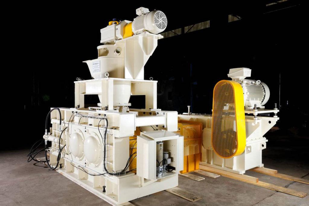 Compacteurs pour granulation