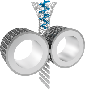 Animation Briquetage Hydraulique Ruf